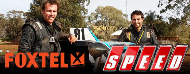 Off Road Foxtel Double Header