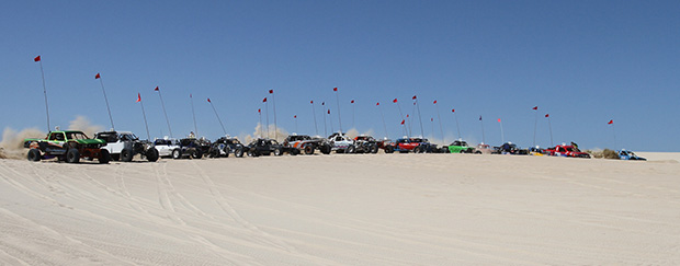 King of the Dunes Discounted Entries Close Sunday