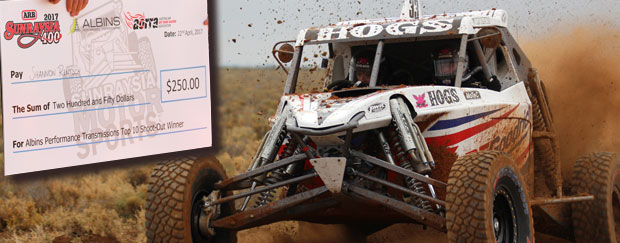 Rentsch Dominates ARB Sunraysia 400 Day 1