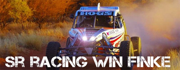 Shannon and Ian Rentsch Become Five Time Tatts Finke Desert Race Winners