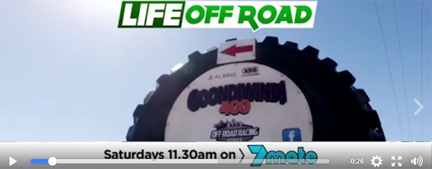 Gundy on 7Mate Life Off Road