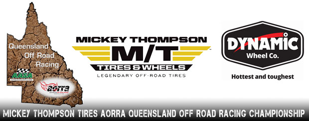 Mickey Thompson Partner with Queensland Championship