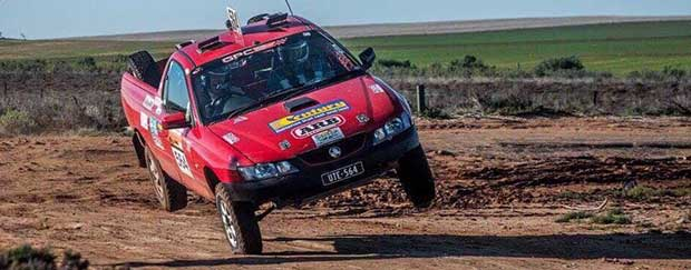 McNay and Blacksell Set for Annual Mallee Rally