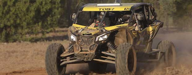 AORC lead up for grabs at Finke