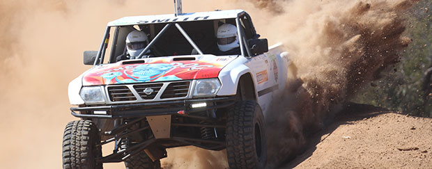 Super Smith Secures ARB Class 4 Championship