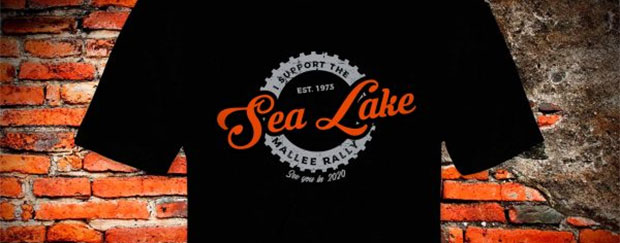Sportzprint support for Sea Lake