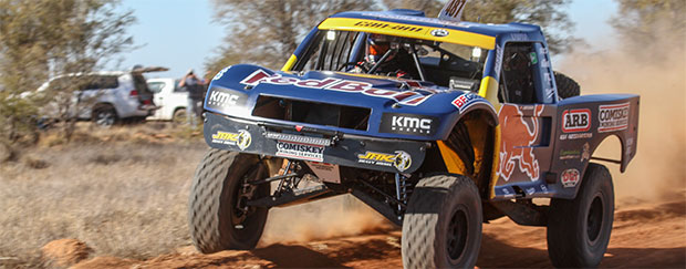 Toby Price Tops Finke Prologue