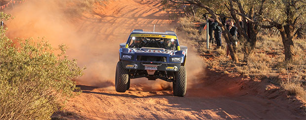 Toby Price On Track To Create History At Finke