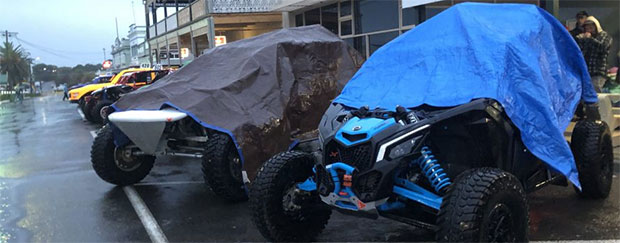 Rainbow Desert Enduro Day One cancelled