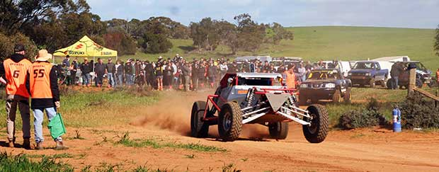 McClelland takes out Camel's Capers Enduro
