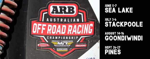 2020 ARB AORRC Dates Released