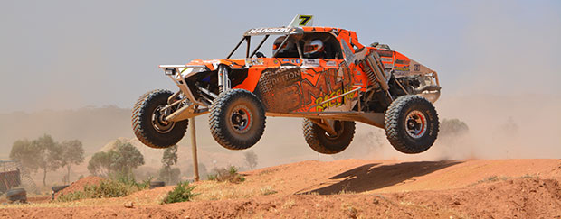 Can-Am Loveday 350 Day 1 - Hanson, Turnbull, Wilson