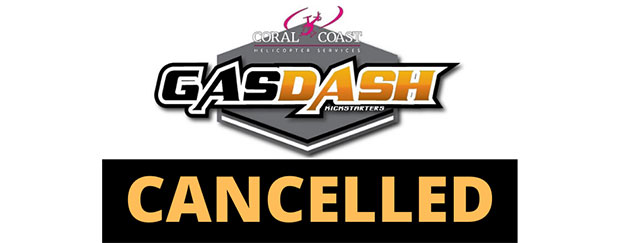 2020 Coral Coast Helicopter Services Kickstarters Gascoyne Dash CANCELLED